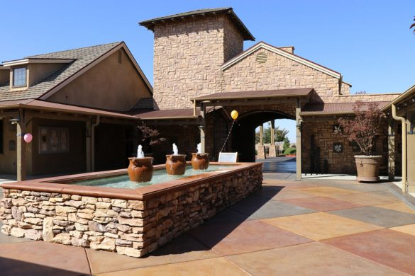The Ranch House at Whitney Ranch New Home Community in Rocklin, CA