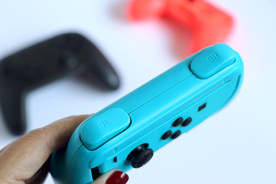 Top basic essential Nintendo Switch accessories and games — Joy Con grips