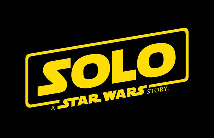 2018 Disney Movies Solo Star Wars Movie Poster