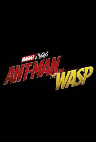 2018 Disney Movies Ant-Man and the Wasp Poster