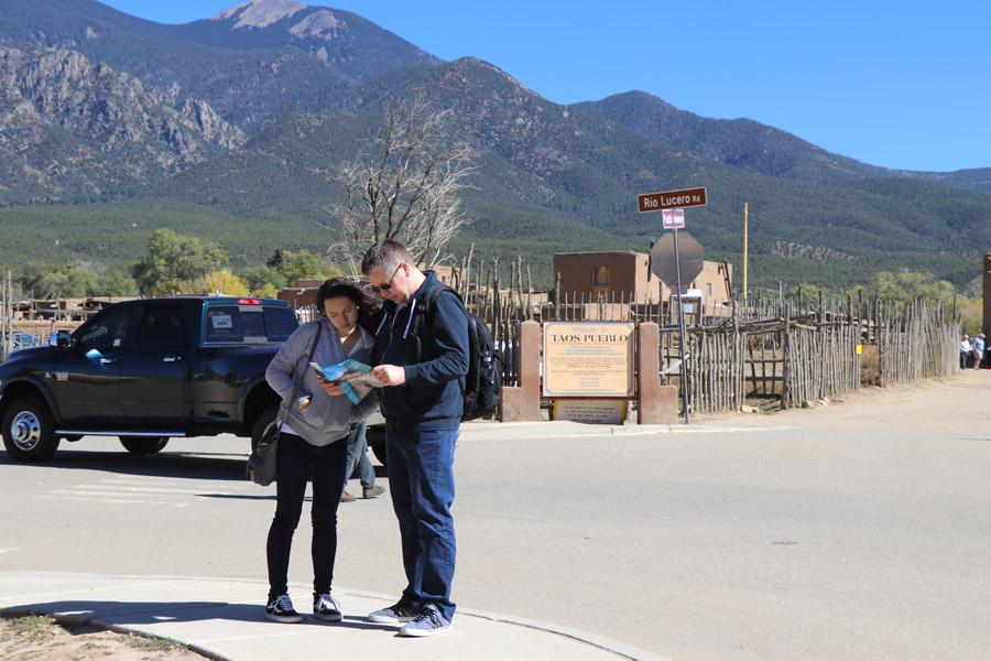 Taos Pueblo New Mexico Road Trip Travel Tips