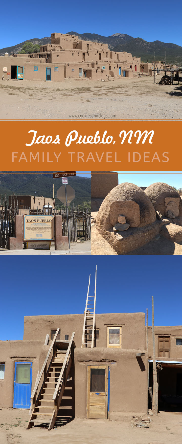Taos Pueblo New Mexico Road Trip Travel Tips