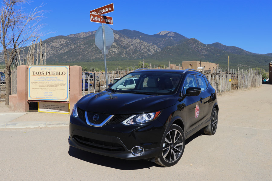 Taos Pueblo New Mexico Road Trip Travel Tips Nissan #RogueTrip