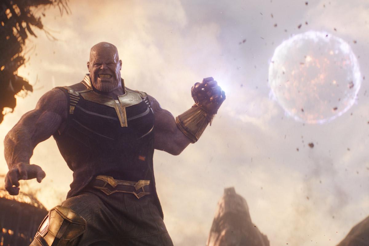 Infinity War Trailer Premiere