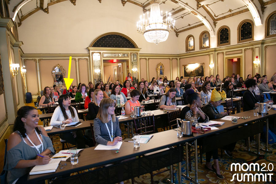 2018 Mom 2.0 Summit Blogging Conference April 2-4, 2018 in Pasadena, CA.