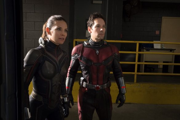 Newest Marvel's Ant-Man and the Wasp trailer 2 now out. July 6, 2018 release date.