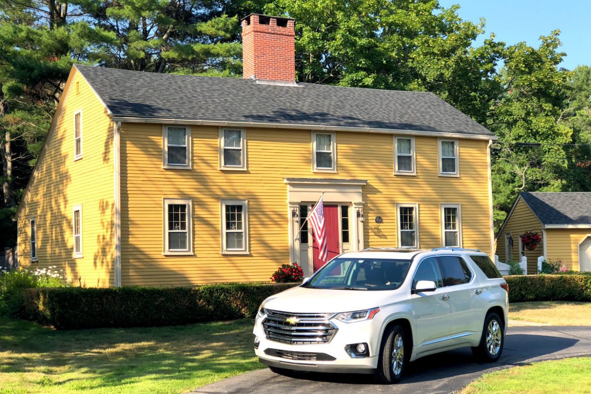 Check out some travel ideas for day trips near Boston Massachusetts and New England road trips. Also, see how the 2018 Chevy Traverse handles a seven-state family road trip in this car review.