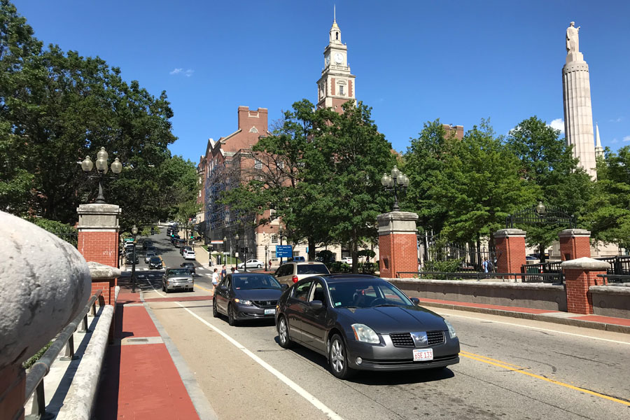 Check out some travel ideas for day trips near Boston Massachusetts and New England road trips. Also, see how the 2018 Chevy Traverse handles a seven-state family road trip in this car review. Providence Rhode island