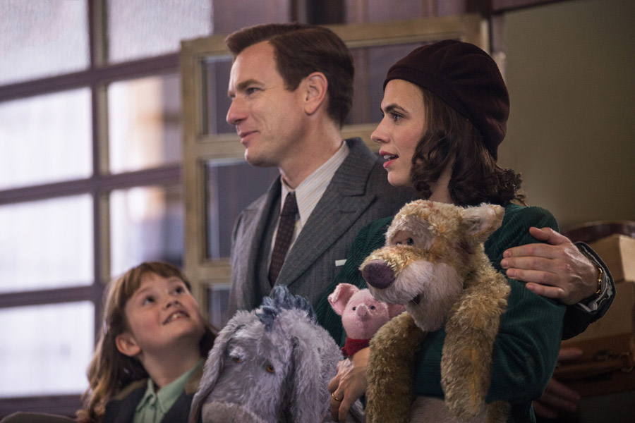 Christopher Robin review and details on Digital and Blu-ray in-home release with bonus features. Also, see photos from a special event in the hundred acre woods (kind of).