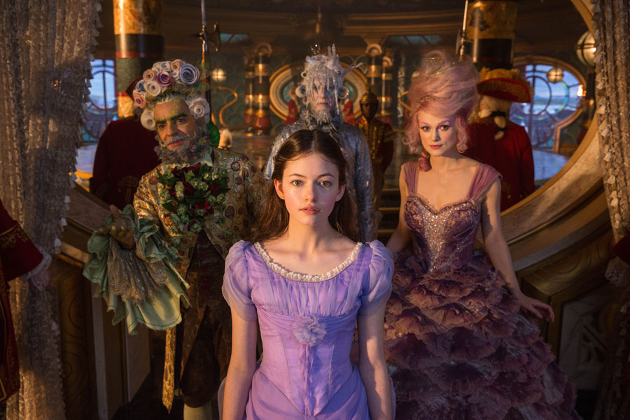 Exclusive interview with lead actor Mackenzie Foy as Clara in The Nutcracker and the Four Realms