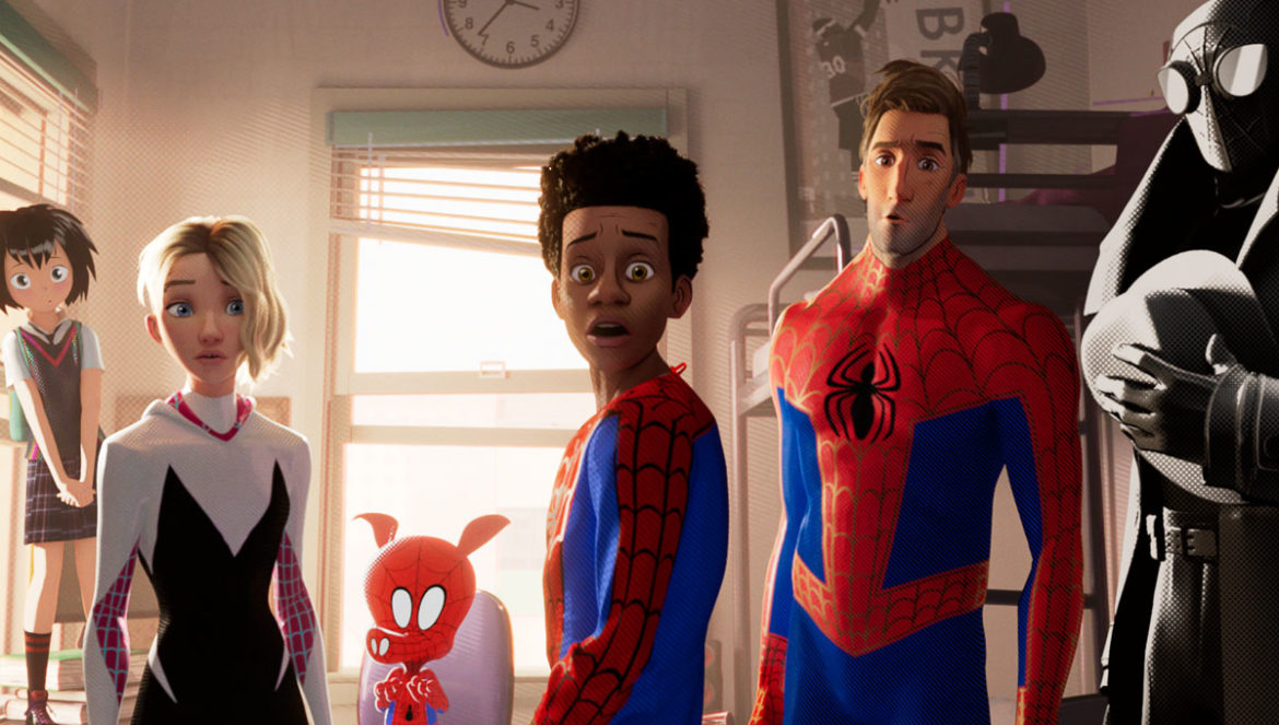 Exclusive Interview with Spider-Man: Into the Spider-Verse Directors Bob Persichetti, Peter Ramsey, Rodney Rothman