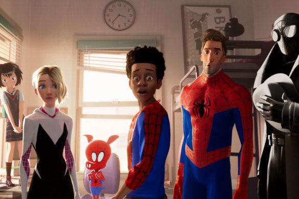 Exclusive Interview withSpider-Man: Into the Spider-Verse DirectorsBob Persichetti, Peter Ramsey, Rodney Rothman