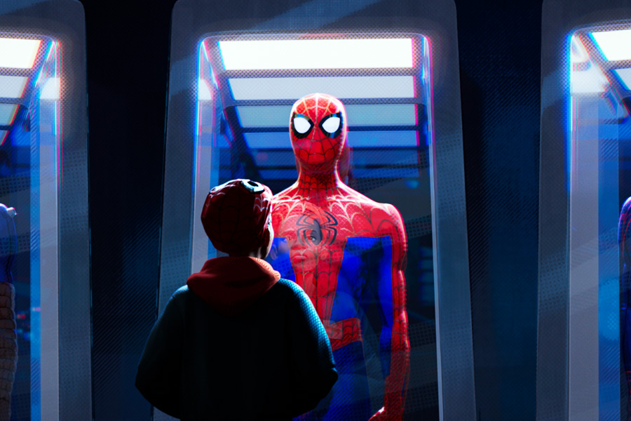 Spider-Man: Into the Spider-Verse Movie Review for Families. Miles Morales and new Spider-Man