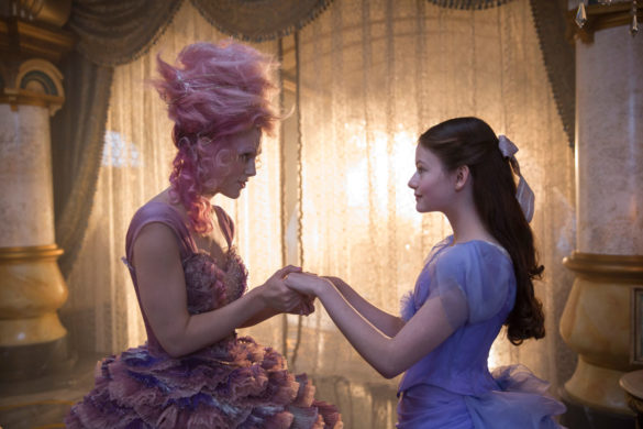 The Nutcracker and the Four Realms Blu-ray, DVD, and Digital HD Out Now